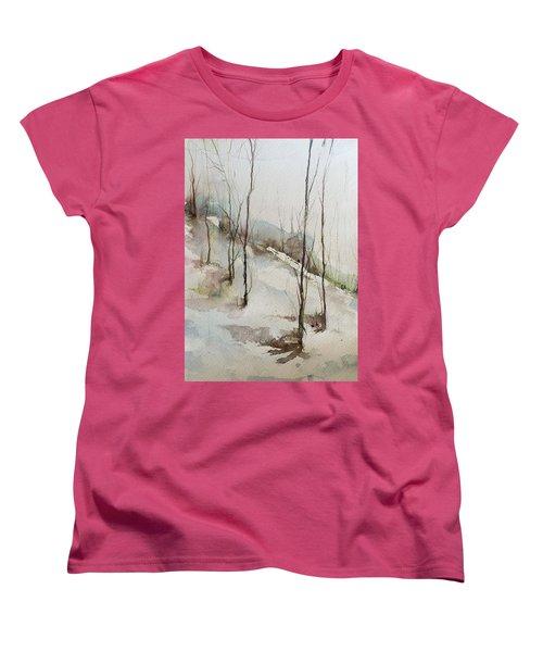 Colorado Morning Women's T-Shirt (Standard Cut) by Robin Miller-Bookhout