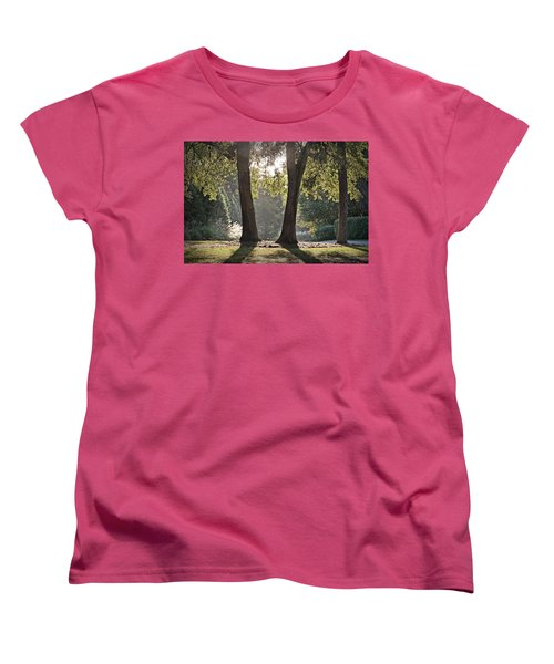 Come On Spring Women's T-Shirt (Standard Cut) by Phil Mancuso
