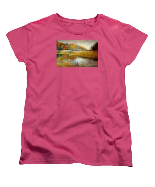 Come What May Women's T-Shirt (Standard Cut) by Diana Angstadt