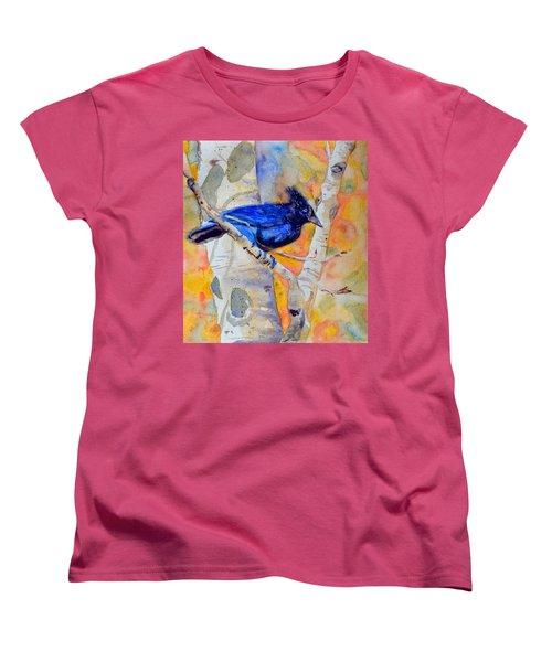 Constant Motion Women's T-Shirt (Standard Cut) by Beverley Harper Tinsley