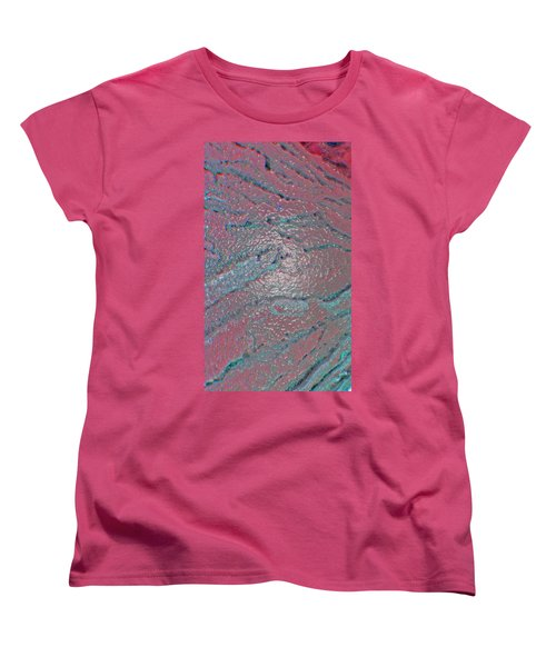 Women's T-Shirt (Standard Cut) featuring the photograph Created By The Hand Of God by Lenore Senior