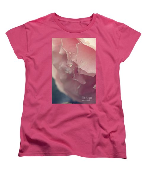 Crying In The Rain Women's T-Shirt (Standard Fit)