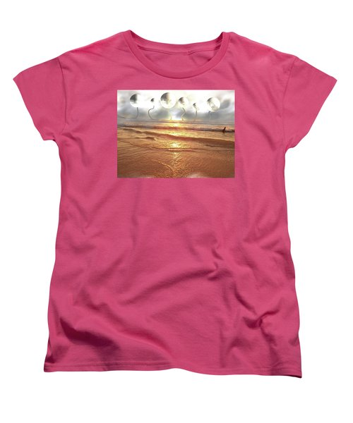 Women's T-Shirt (Standard Cut) featuring the photograph Dali, Here In Brazil by Beto Machado