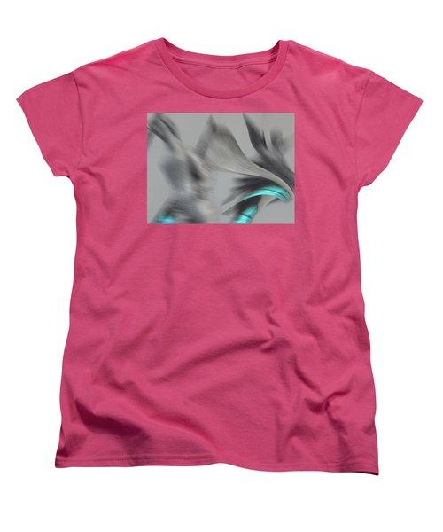 Dancing Women's T-Shirt (Standard Cut) by Beto Machado