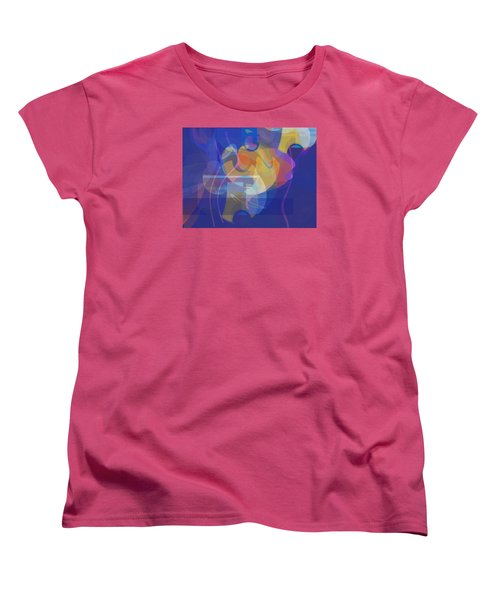 Dancing Days Women's T-Shirt (Standard Cut) by David Klaboe