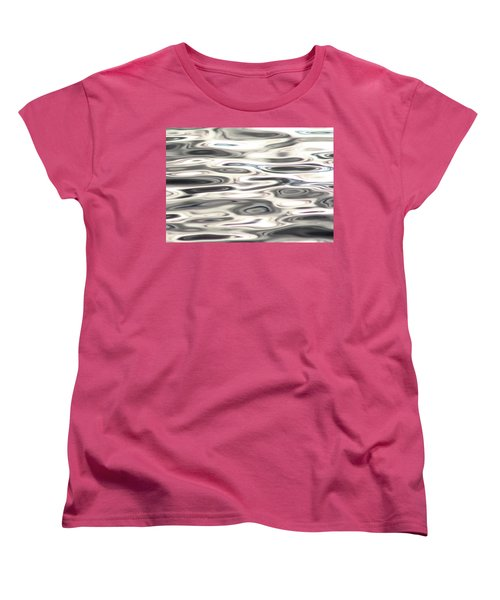 Women's T-Shirt (Standard Cut) featuring the photograph Dancing With Light by Cathie Douglas