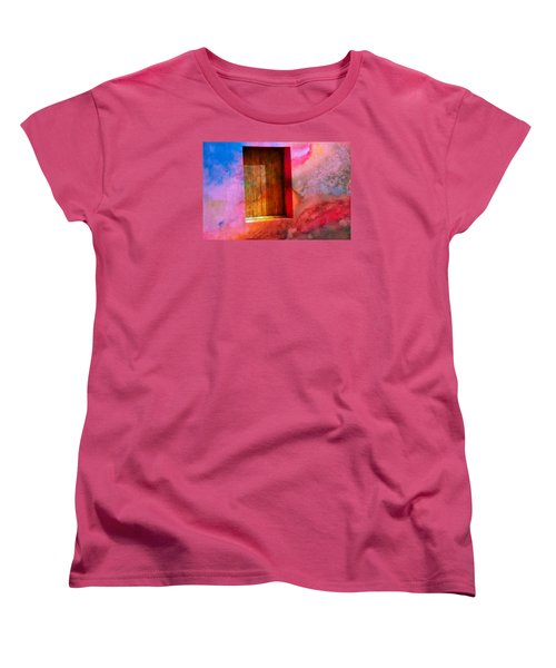 Daubed Women's T-Shirt (Standard Cut)