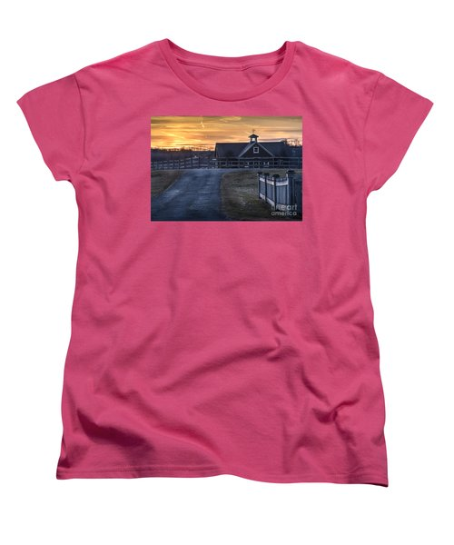 Dawn Breaking Women's T-Shirt (Standard Cut)