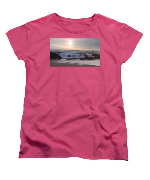 Day Break Paradise Women's T-Shirt (Standard Cut)