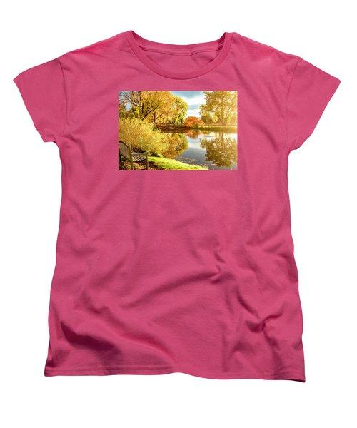 Days Last Rays Women's T-Shirt (Standard Cut)
