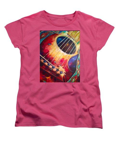 Dearest Freind  Women's T-Shirt (Standard Cut) by Heather Roddy