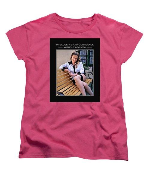 Debra Valentine 1-14 Women's T-Shirt (Standard Cut) by David Miller