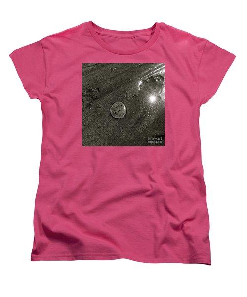 Deceptively Clear Women's T-Shirt (Standard Cut) by KD Johnson