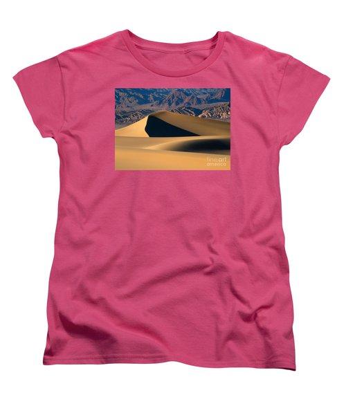 Desert Sand Women's T-Shirt (Standard Cut)