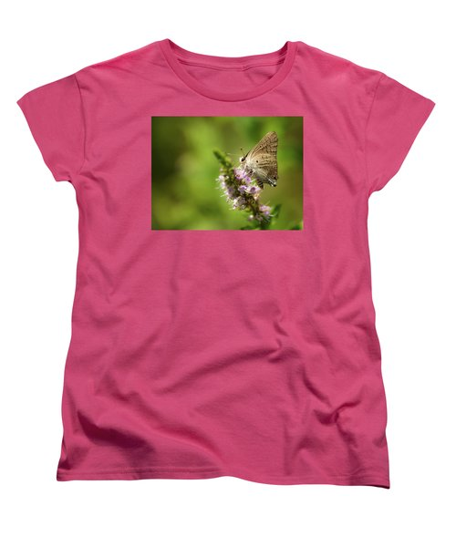 Deudorix Livia Women's T-Shirt (Standard Cut)