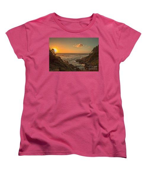 Devils Churn Women's T-Shirt (Standard Cut) by Billie-Jo Miller