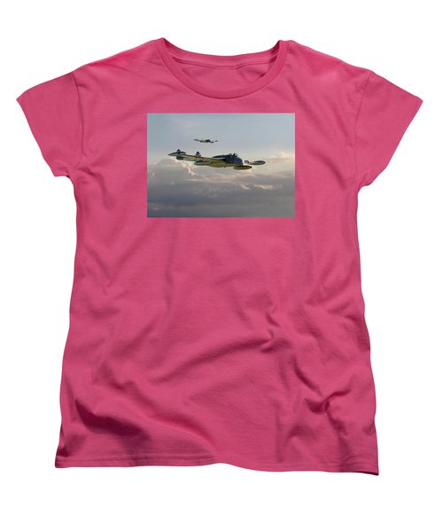 Women's T-Shirt (Standard Cut) featuring the photograph  Dh112 - Venom by Pat Speirs