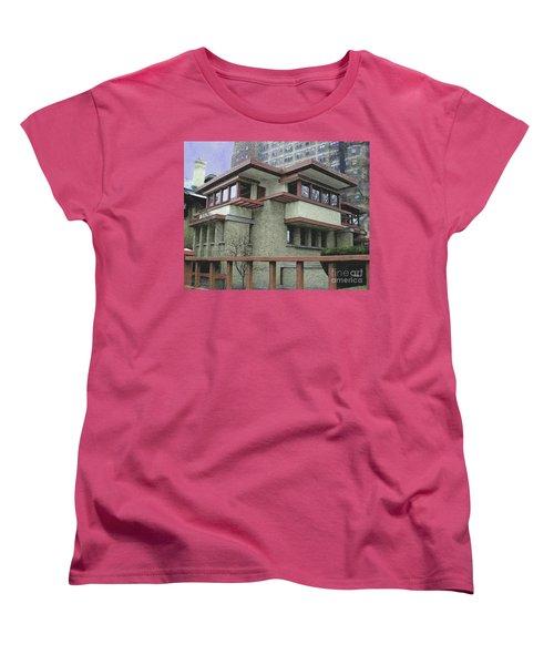 Diamond In The Ruff Women's T-Shirt (Standard Cut)