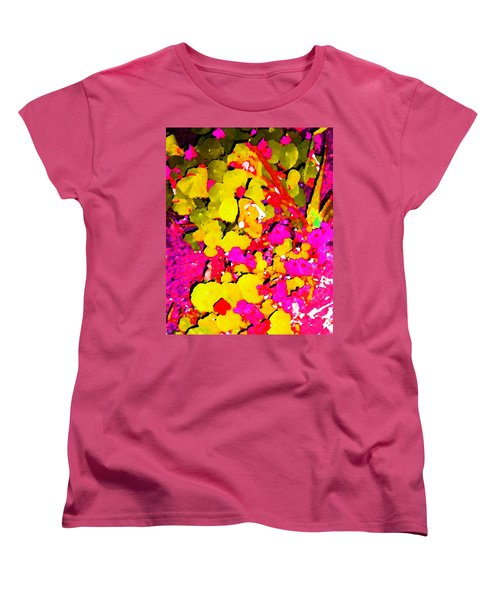 Discovering Joy Women's T-Shirt (Standard Cut) by Winsome Gunning