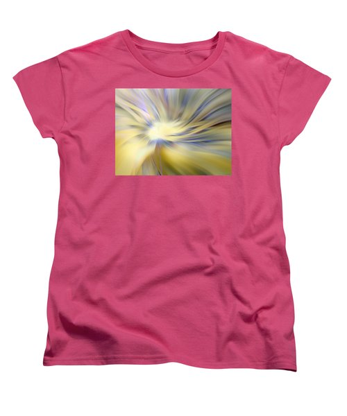 Divine Energy Women's T-Shirt (Standard Cut) by Lauren Radke