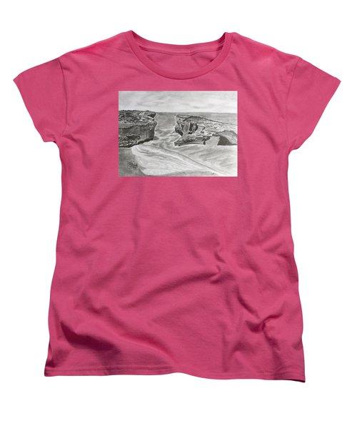 Down Under  Women's T-Shirt (Standard Cut)