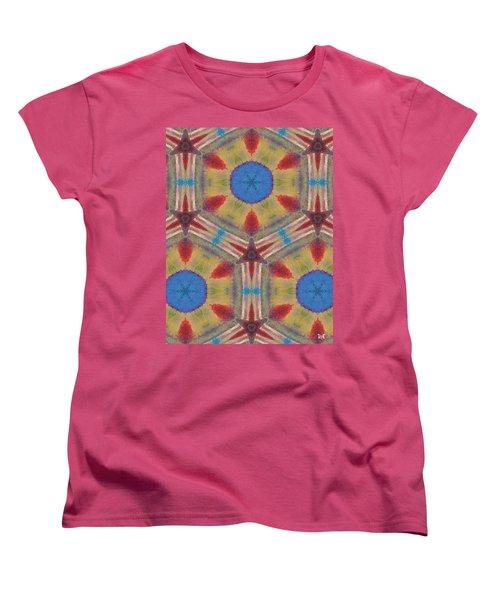 Dream Catcher IIi Women's T-Shirt (Standard Cut) by Maria Watt