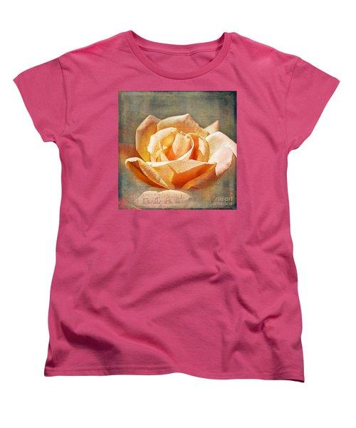 Women's T-Shirt (Standard Cut) featuring the photograph Dream by Linda Lees
