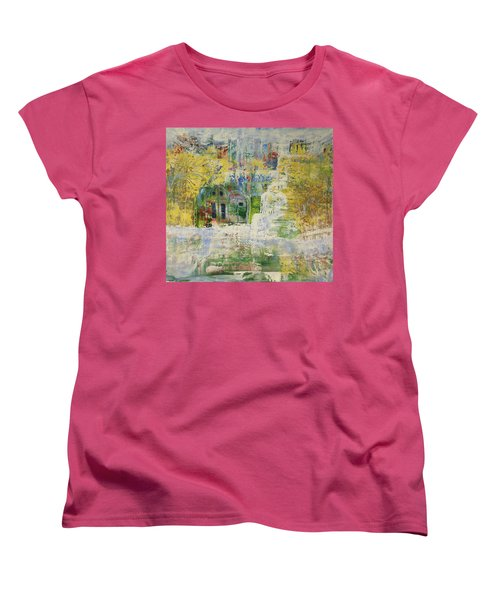 Dream Of Dreams. Women's T-Shirt (Standard Cut) by Sima Amid Wewetzer