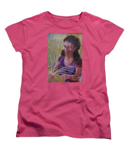 Dream Weaver Women's T-Shirt (Standard Cut) by Gertrude Palmer