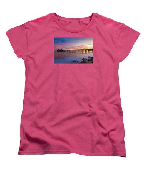 Dreamscape Women's T-Shirt (Standard Cut) by Tassanee Angiolillo