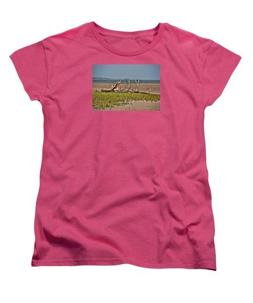 Driftwood With Baracles Women's T-Shirt (Standard Cut)