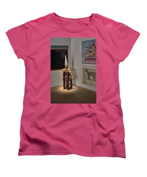 Dunce Women's T-Shirt (Standard Cut) by Mark Fuller