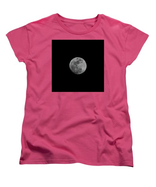 Early Spring Moon 2017 Women's T-Shirt (Standard Cut) by Jason Coward