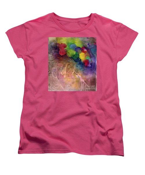 Earth Emerging Women's T-Shirt (Standard Cut)