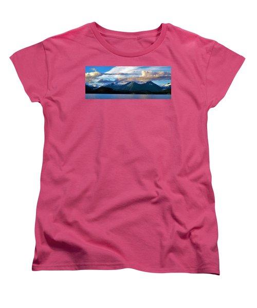 Earth Women's T-Shirt (Standard Cut) by Martin Cline