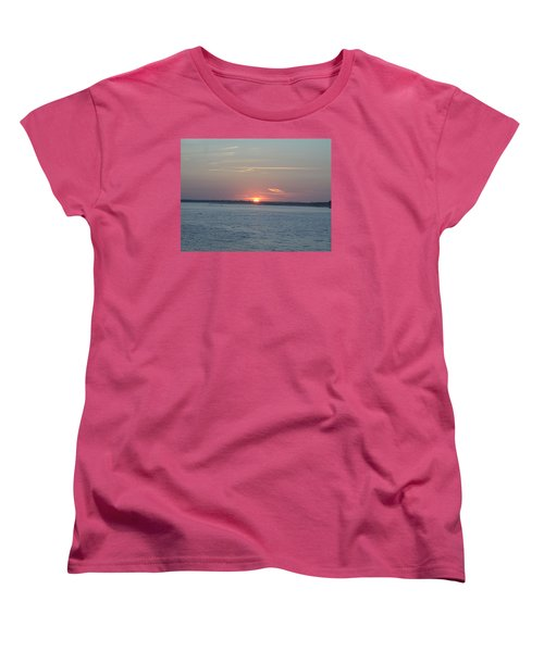 Women's T-Shirt (Standard Cut) featuring the photograph East Cut by Newwwman