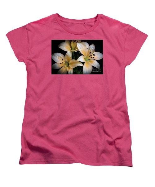 Easter Lilies  Women's T-Shirt (Standard Cut)