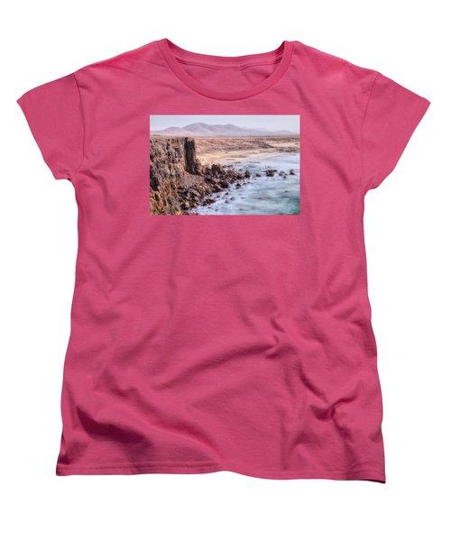 El Cotillo - Fuerteventura Women's T-Shirt (Standard Cut) by Joana Kruse