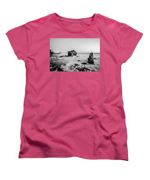 El Matador State Beach Women's T-Shirt (Standard Cut)