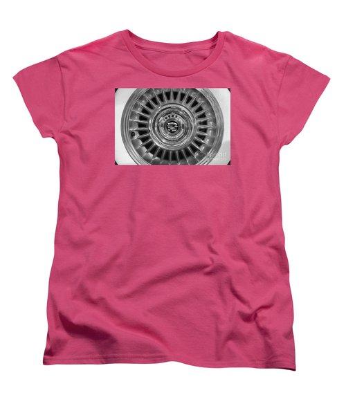 Women's T-Shirt (Standard Cut) featuring the photograph Eldorado Monotone by Dennis Hedberg