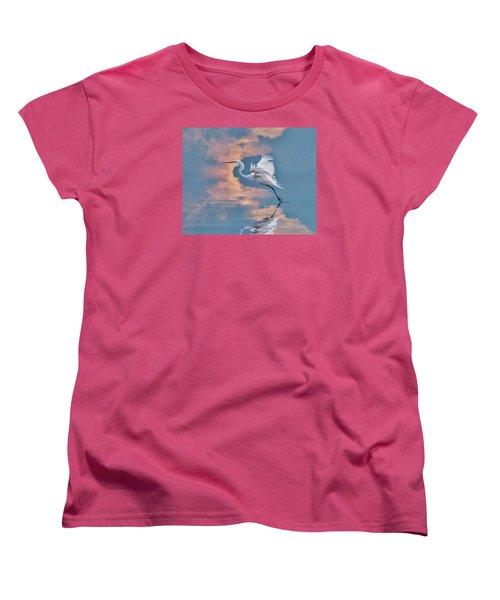 Elegance Women's T-Shirt (Standard Cut) by Brian Tarr