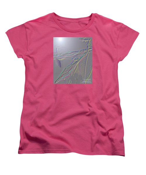 Women's T-Shirt (Standard Cut) featuring the photograph Emergence  by Patricia Griffin Brett