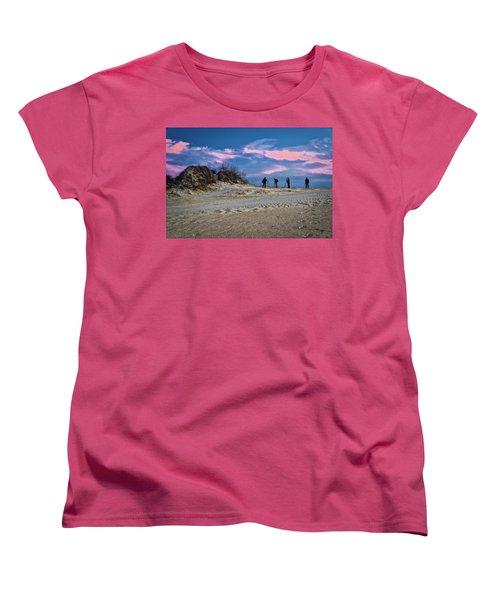 End Of Day Women's T-Shirt (Standard Cut)