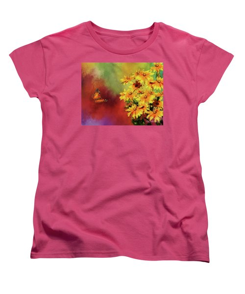 End Of Summer Women's T-Shirt (Standard Cut) by Suzanne Handel