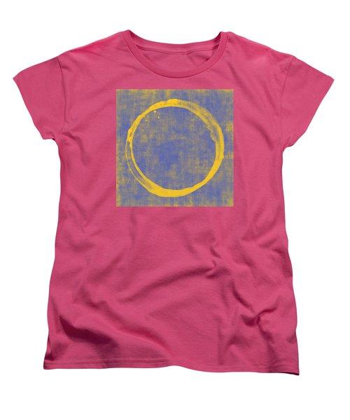 Enso 1 Women's T-Shirt (Standard Cut) by Julie Niemela