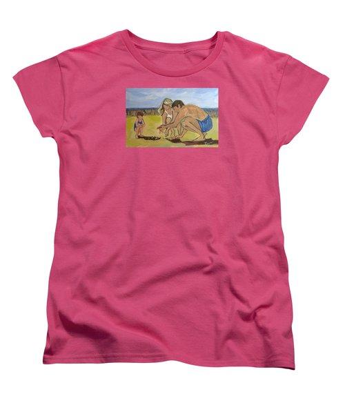 Eternal Offering Women's T-Shirt (Standard Cut) by Betty Pieper