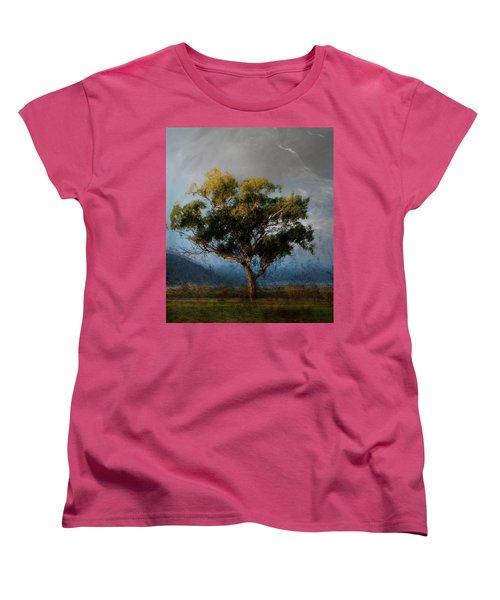 Eucalyptus Women's T-Shirt (Standard Cut)
