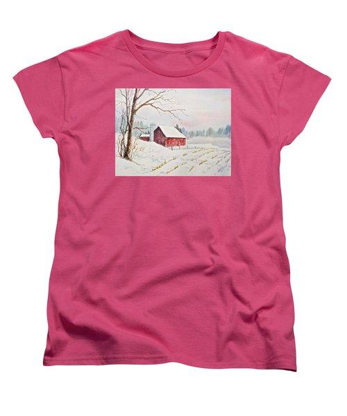Evening Hush Women's T-Shirt (Standard Cut)
