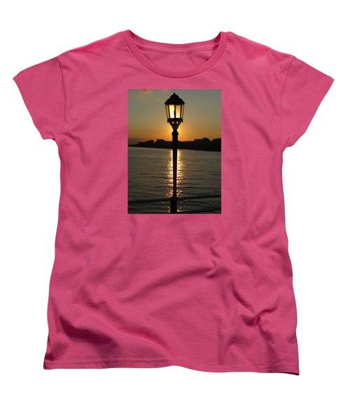 Evening Light Women's T-Shirt (Standard Cut) by John Topman