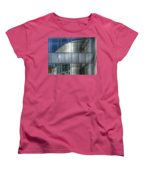 Exeter Hospital Women's T-Shirt (Standard Cut) by Rick Mosher